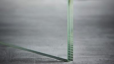 1/2″ Clear Laminate w/.03 Interlayer, Low Iron